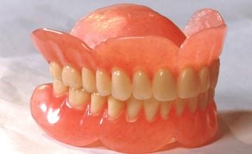 دندان مصنوعی یا دنچر