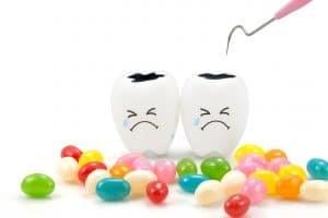 درمان ریشه (عصب کشی) دندان کودکان